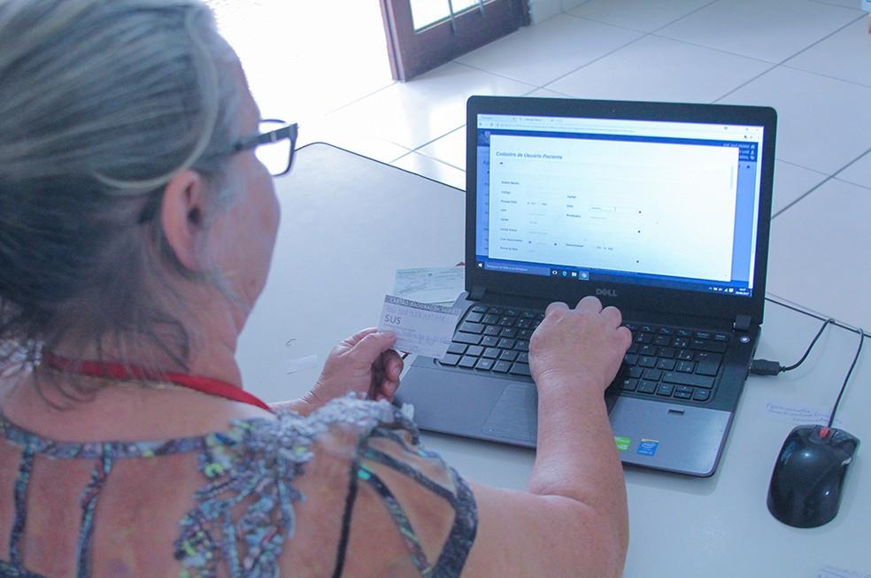 Uma das principais melhorias com a informatização será a integração da rede de atendimentos (Foto: Prefeitura de Araxá/Divulgação )