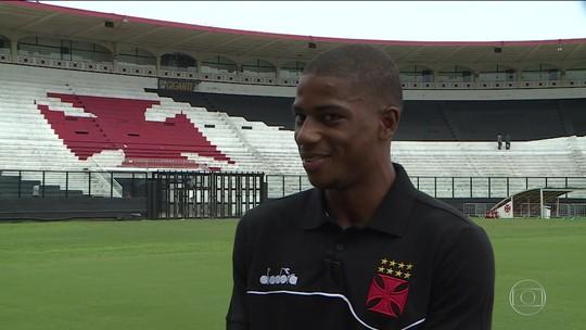 Zagueiro Kainandro revela história de superação e espera inspirar time para chegar ao título carioca