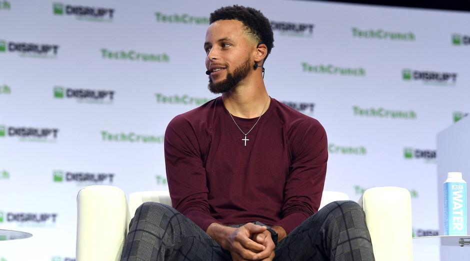 Stephen Curry (Foto: Steve Jennings/Getty Images para TechCrunch)