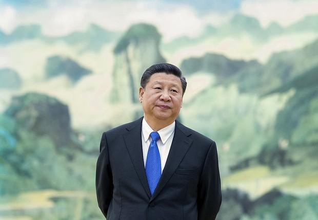 O presidente da China, Xi Jinping, durante encontro do G20 em Hanzhou (Foto:  Lintao Zhang/Getty Images)