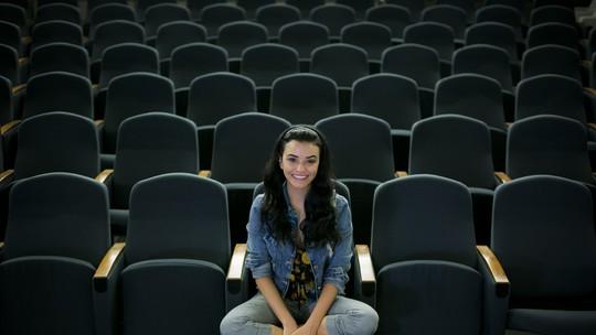 Talita Younan se emociona ao relembrar trajetória antes de chegar à TV: 'O amor me motivou'