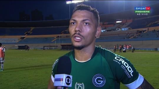Alex Silva lamenta segunda derrota e diz que Goiás precisa reagir na Série B