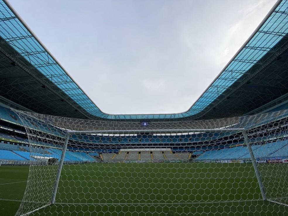 Grêmio entra em acordo e garante benefícios a sócios na Arena — Foto: Divulgação