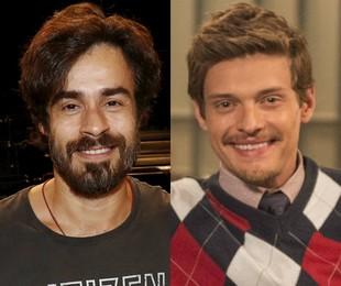 Erom Cordeiro e Pierre Baitelli | Marcos Ramos e TV Globo