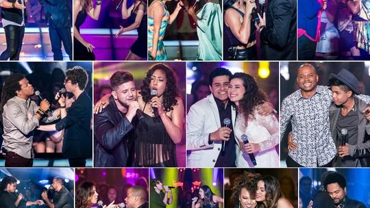 Quem mandou melhor cantando em português nas Batalhas no 'The Voice'?
