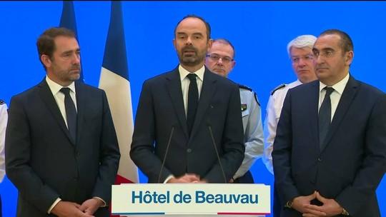 Premier francês se compromete a restaurar a unidade nacional