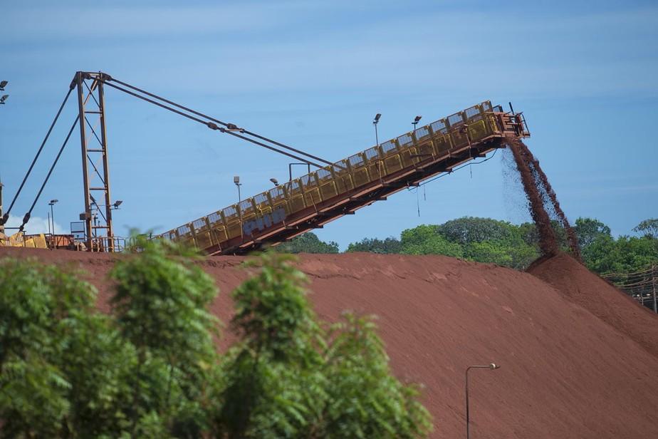 Mineração Rio do Norte completa 41 anos de operação em Porto Trombetas, no Pará