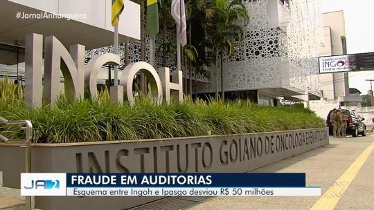 Operação que apura desvios de R$ 50 milhões do Ipasgo apreende aeronave, obras de arte e carros de luxo em Goiânia