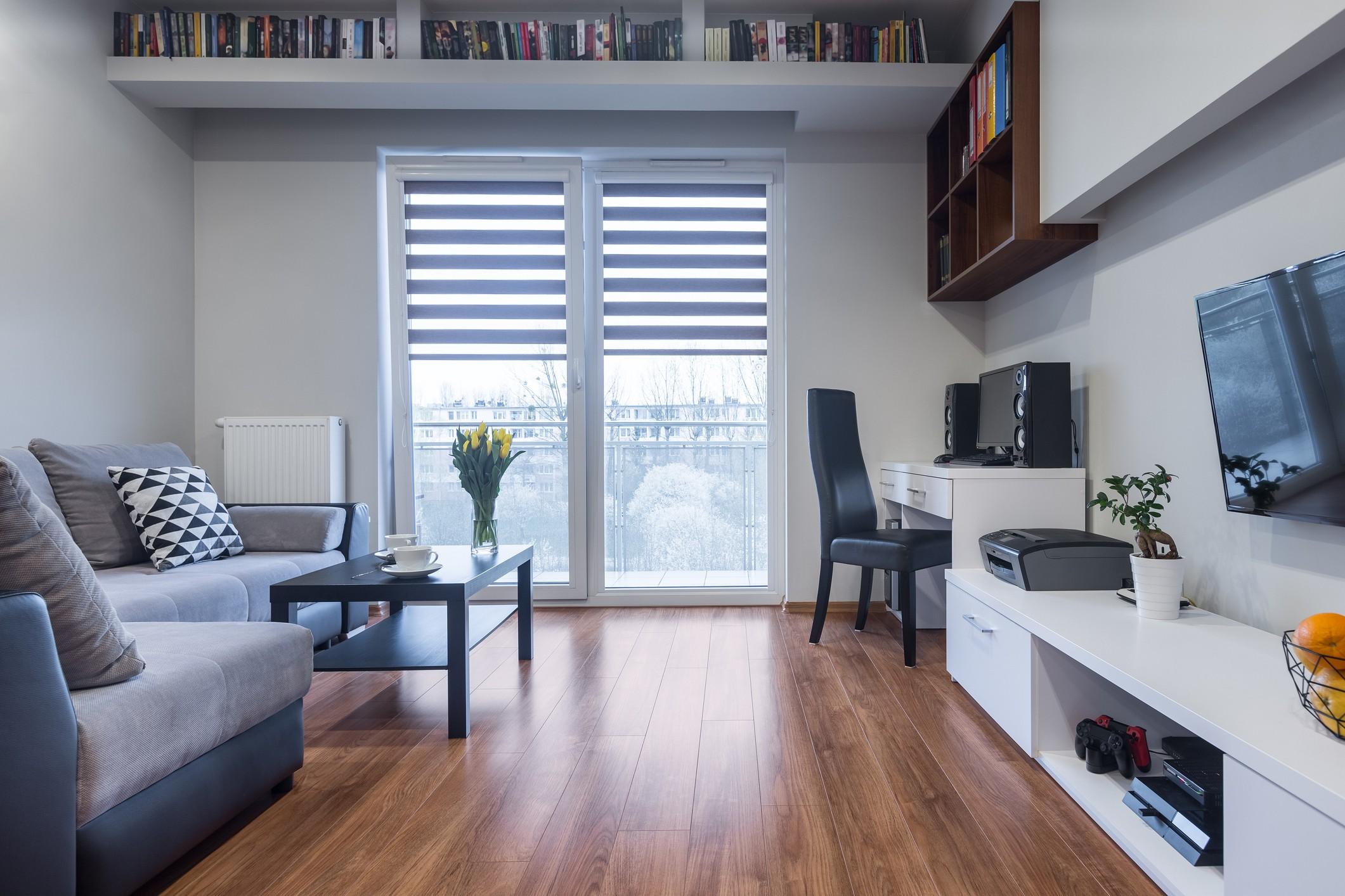 Una sua sala à sua varanda para um ambiente maior (Foto: ThinkStock)