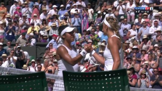Azarenka leva batalha dramática e pega Halep nas oitavas de Wimbledon