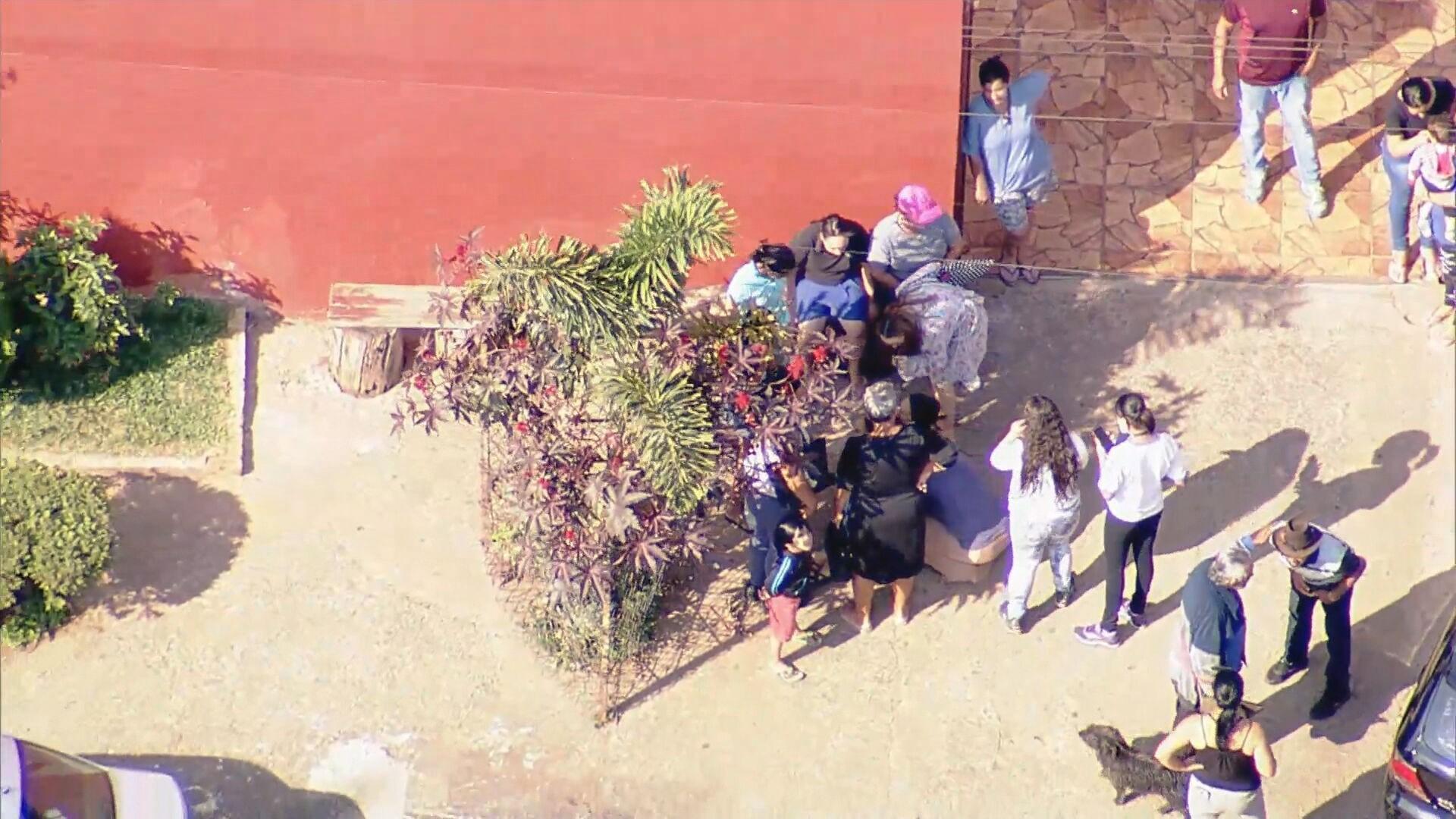 Criança cai do 2º andar de casa, no Jardim Canadá, em Nova Lima