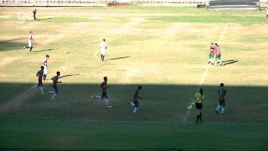 Piauiense sub-17: River-PI leva gol no fim e estreia com derrota no estadual