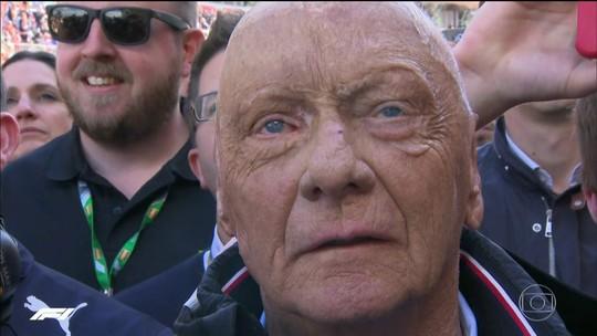 Niki Lauda deve ganhar homenagens no GP de Mônaco de Fórmula 1