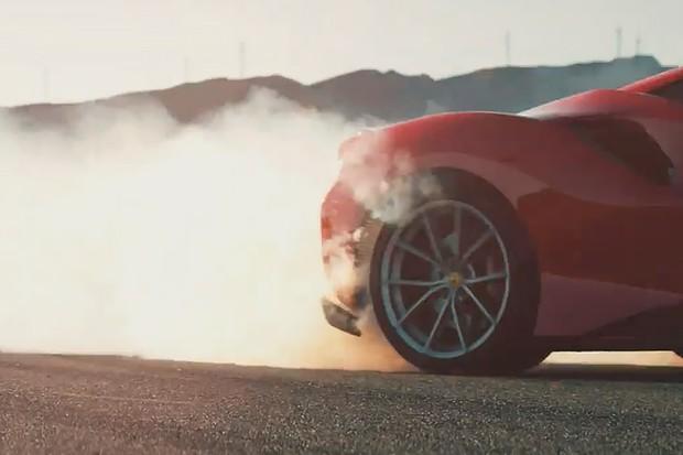 Ferrari 488 GTO (Foto: Divulgação)