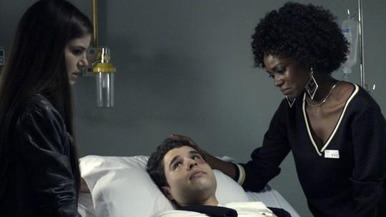 Angel fica chocada ao descobrir  verdade sobre Alex
