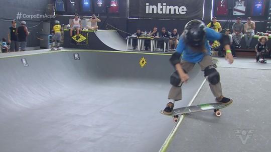 Campeonato Brasileiro de Skate Banks é disputado em Santos