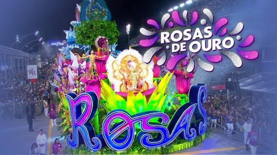 Rosas de Ouro - Grupo Especial (SP) - Íntegra do desfile de 02/03/2019