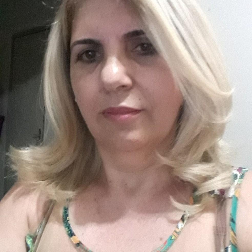 Maria Luiza Garcia morreu esfaqueada pelo ex-companheiro — Foto: Reprodução/Facebook