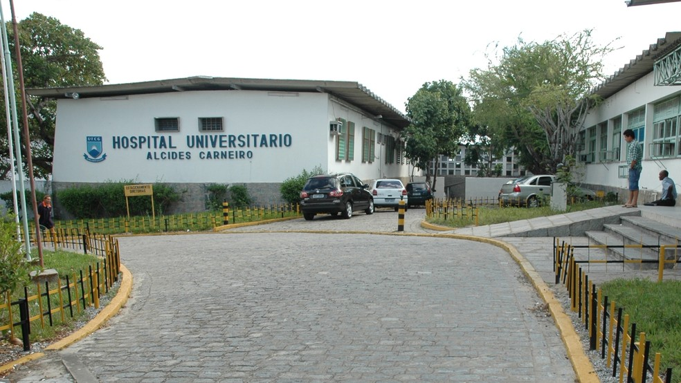 Maior parte dos recursos vai ser destinada ao Hospital Universitário Alcides Carneiro (HUAC), em Campina Grande (Foto:  Leonardo Silva/Jornal da Paraíba/Arquivo)