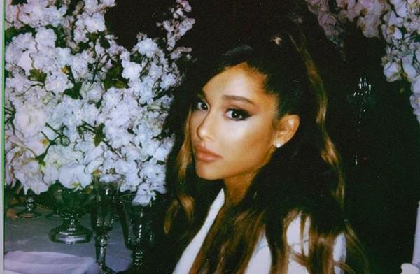 A cantora Ariana Grande (Foto: Instagram)