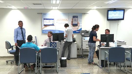 Começa na sexta-feira (10) pagamento das contas inativas do FGTS