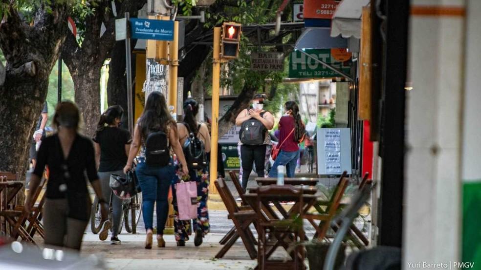 Comércio poderá reabrir a partir de sábado (24) — Foto: Prefeitura de Governador Valadares/Divulgação