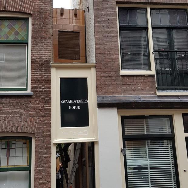 Casa de papelão (Foto: Reprodução/Pinterest)