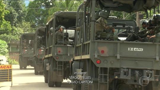 Exército encontra 48 celulares em presídio palco de rebelião no RJ