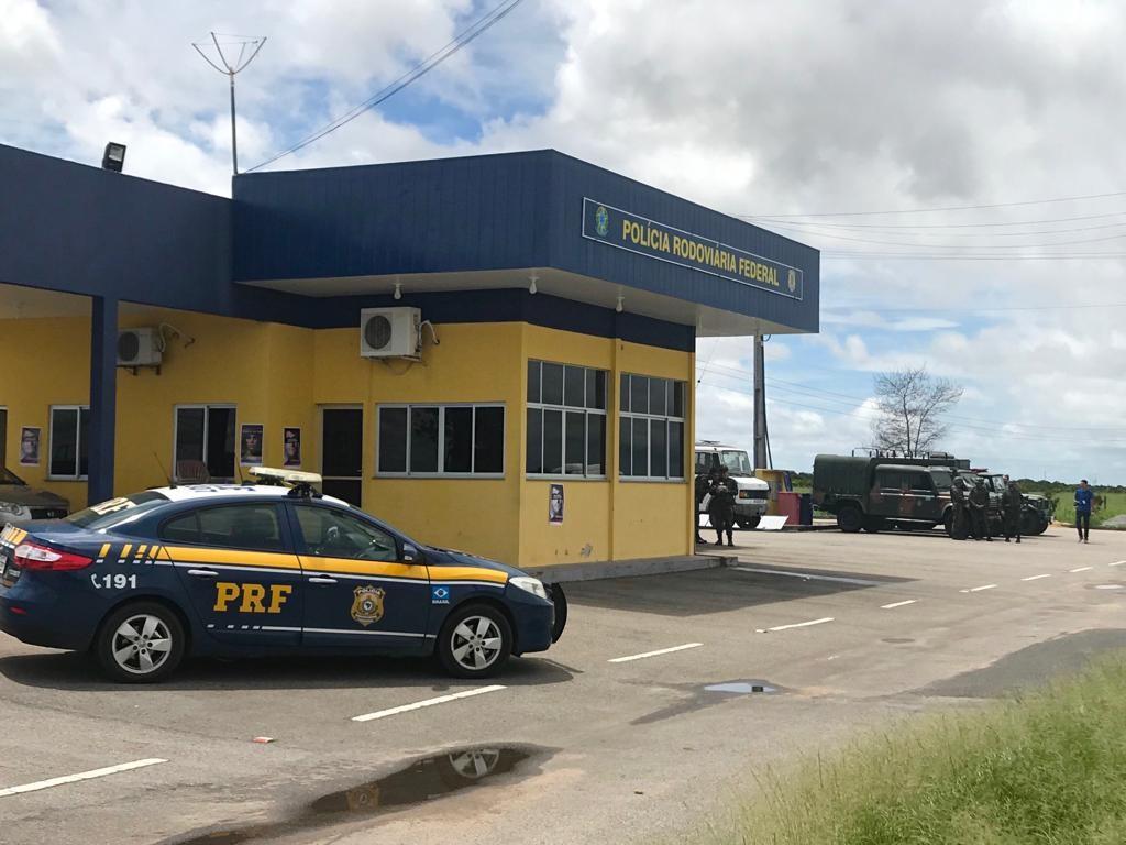 Operação Semana Santa da PRF reforça fiscalização nas rodovias de Roraima