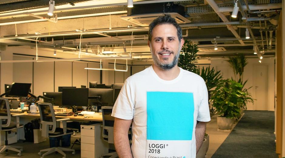 Arthur Debert, cofundador da startup Loggi (Foto: Divulgação)