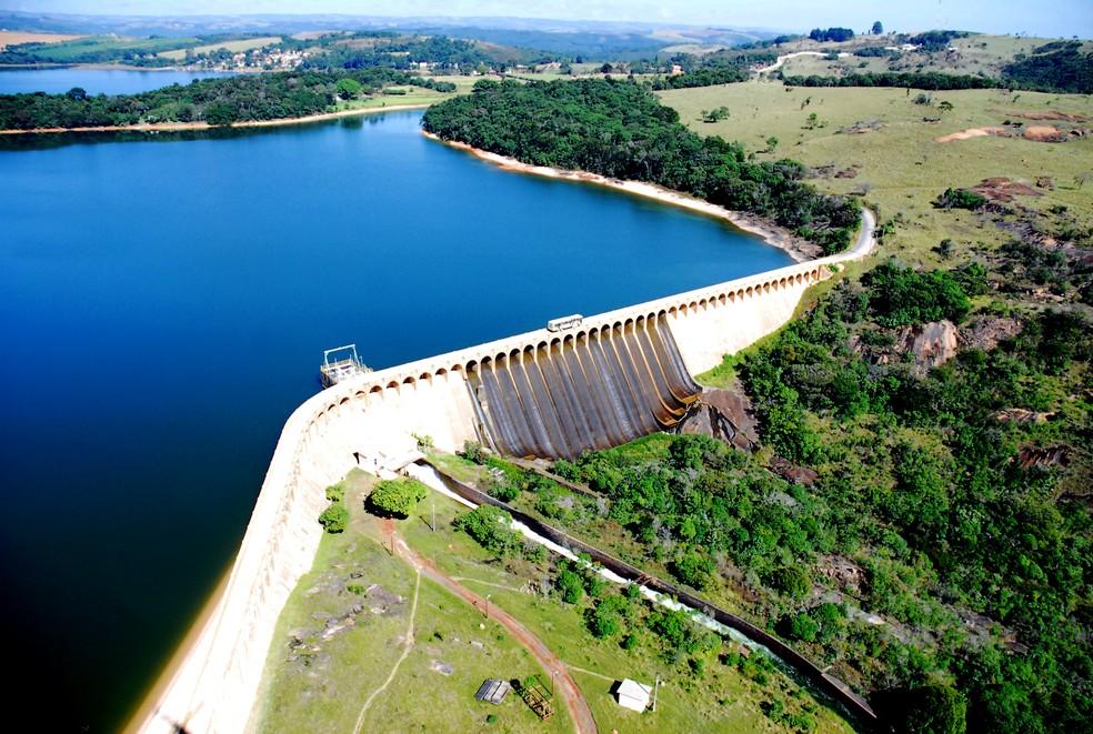 Rapaz morreu após se afogar na represa de Itupararanga, em Votorantim — Foto: Zaqueu Proença/Prefeitura de Sorocaba/Arquivo