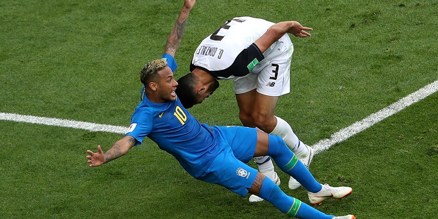 Resultado de imagem para neymar copa 2018
