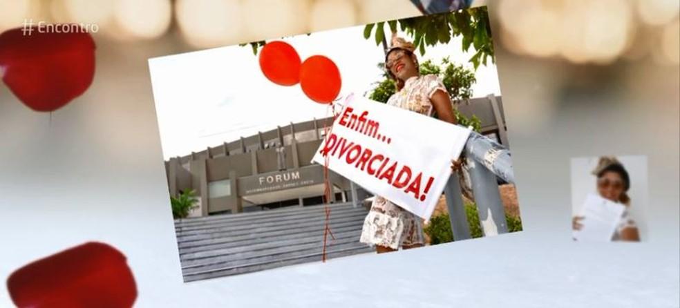 Empresária do Maranhão rebate críticas a ensaio feito: 'Gostaria que respeitassem a minha forma de demonstrar minha alegria de estar começando um novo ciclo' — Foto: Globo