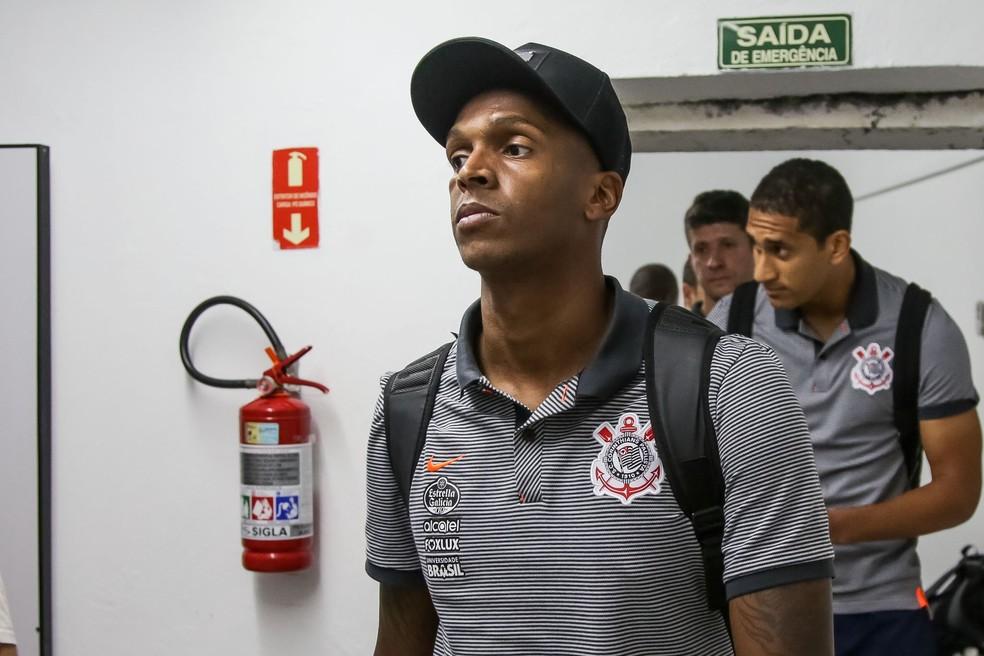 Jô pode trocar o Corinthians pelo futebol japonês (Foto: Rodrigo Gazzanel/Ag. Corinthians)