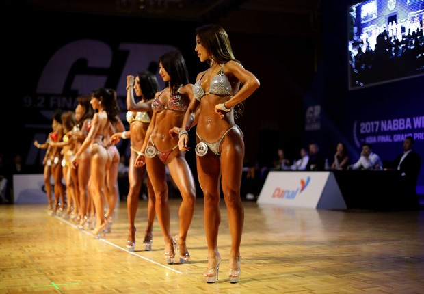 Embora ainda presenta em outros concursos, o desfile de biquíni não fará mais parte do Miss America (Foto: Chung Sung-Jun/Getty Images)