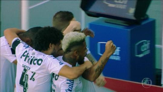 Veja os gols de sábado das Séries A e B do Brasileiro