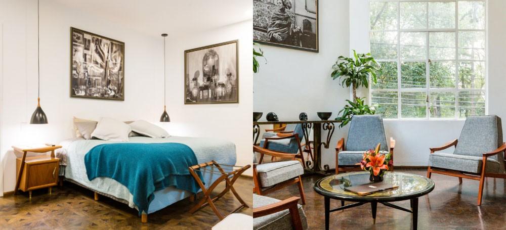 Apartamento com duas suítes, salão e terraço em Colônia Roma (Foto: Divulgação)