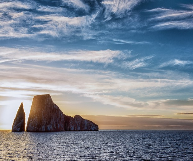 Kicker Rock Galapagos Islands, Ecuador.  December 2015.   (Foto: Getty Images/iStockphoto)
