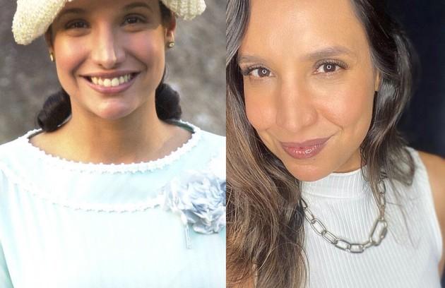 """Maria Maya foi a hipocondríaca Lili. A atriz voltará ao ar em """"Gênesis"""" (Foto: Reprodução)"""
