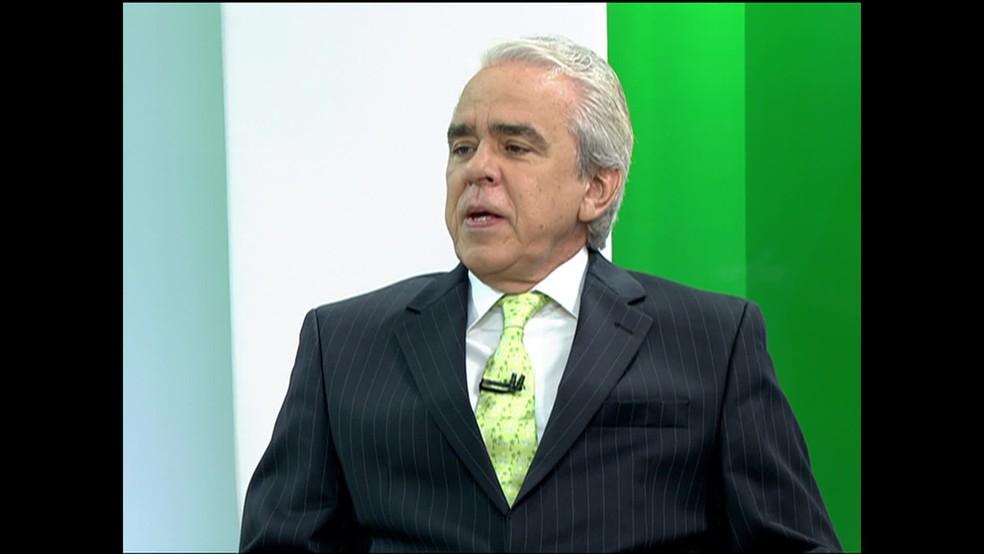 Roberto Castello Branco — Foto: Reprodução/TV Globo