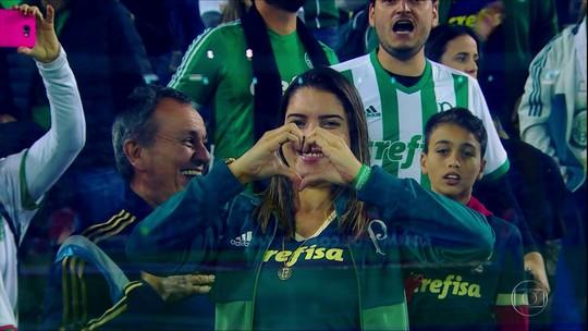 Palmeiras vence Colo Colo e abre vantagem no primeiro confronto da Libertadores