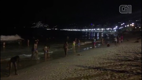 Sábado começa com tempo bom no Rio, mas com previsão de pancadas de chuva