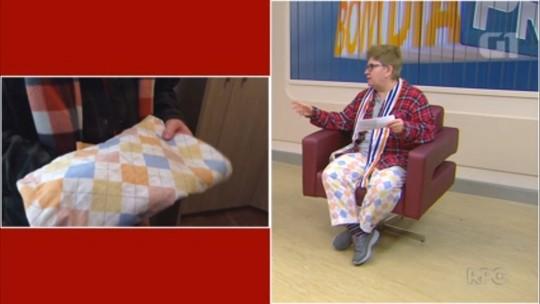 Após repercussão nas redes sociais, diretora do Procon fala sobre figurino chamado de 'pijama'