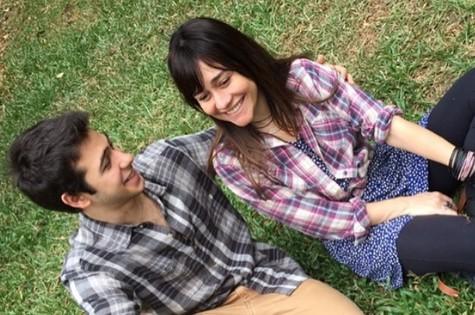 Antonio e a mãe, Alessandra Negrini (Foto: Reprodução/ Instagram)
