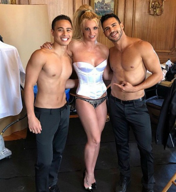 Britney Spears (Foto: Reprodução Instagram)