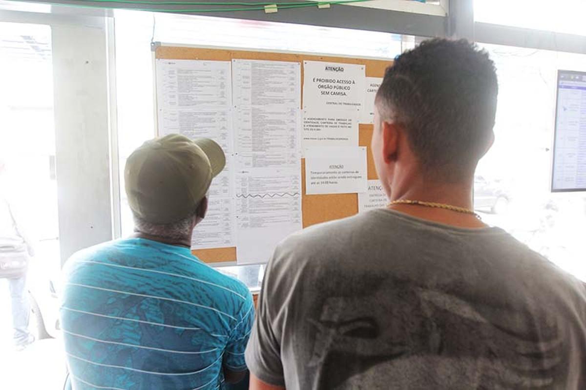 Central do Trabalhador de Macaé, RJ, tem 96 vagas de emprego