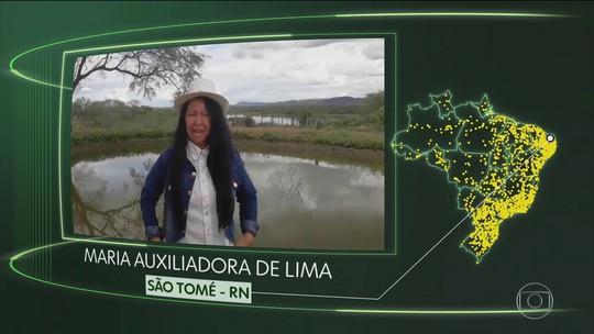 Vídeos de São Tomé, Reriutaba, Bonito, Santana da Boa Vista, Cana Verde e Pureza