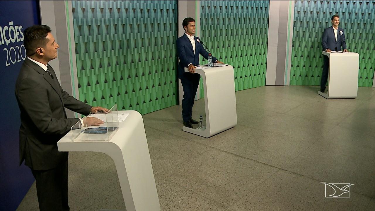 Reveja o debate da TV Mirante no 2º turno das eleições em São Luís
