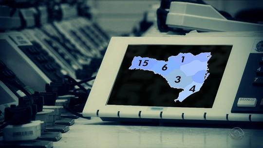 Em SC, 29 cidades têm mais eleitores do que moradores