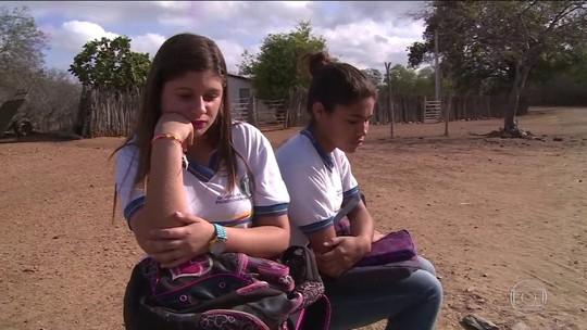 Falta de transporte afeta alunos de comunidades rurais em PE